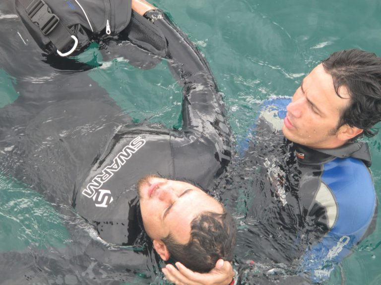 Manuel Antonio PADI Rescue Diver Costa Rica