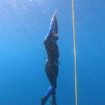 freediving costa rica PADI Master Freediver course how to freedive deeper Quepos Costa Rica
