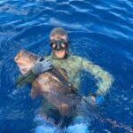 Reef spearfishing quepos manuel antonio costa rica