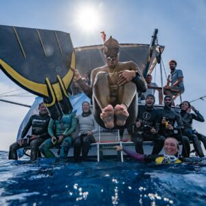 Freediving packages, Freediving instructor internship
