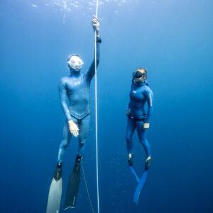 Freediving packages, master freediving training program